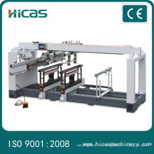 Hc303L Carpintería de tres filas aburrido de la máquina para la Junta de madera