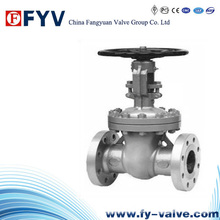 API Manual Flanged Stainless Steel Gate Valve