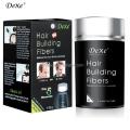 Natural DEXE hair building fibers pure keratin Hot