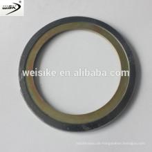 Solide Metall-Flachdichtung