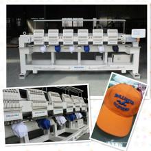 HOLiAUMA Quantify Produce 6 Cabeza 15 Needles Industry Computerized Bordado Máquina Para Uso Comercial e Industrial