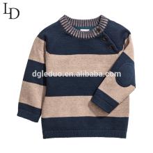 Высокое качество дети осень и зима одежда мальчики ребенка свитер пуловер