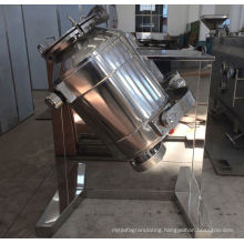 2017 SYH series multi-direction motion mixer, SS dry blending equipment, horizontal small ribbon blender