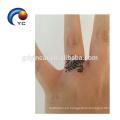 Etiqueta engomada única del cuerpo de la alheña, etiqueta engomada temporal del tatuaje de la tribu de la novia con alta calidad