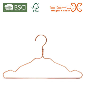 Wire Hanger para Garment Store & Household