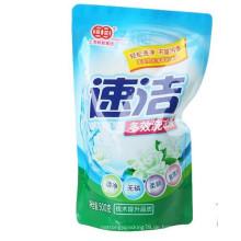 500g Ny Bag / Gusseted Detergenz Tasche / Kunststoff Waschmittel Tasche