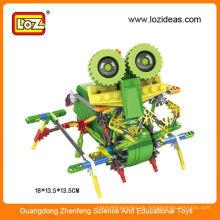 Diy Bausteine pädagogischen Roboter
