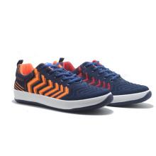 2017new design Sport Casual Flyknit Men Sdult Canvas Shoes