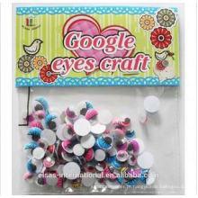artesanato e presentes, wiggle plastic googly eyes