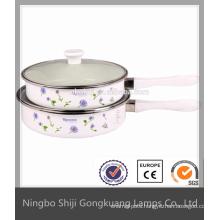 buy as seen on tv 22-24cm enamel fry pan