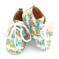 Fancy Customized Patterns Infant Casual Baby Shoes