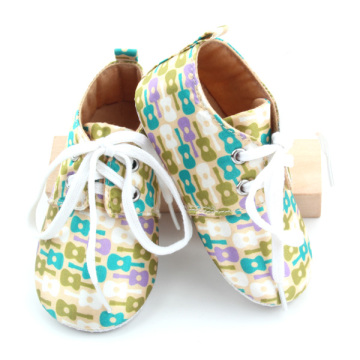 Fancy Customized Patterns Infantil Casual Zapatos de bebé