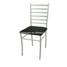Hotel Dining Chair, Steel Tube Chair Metal Backrest for Sale