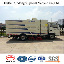 5.5cbm New Design Dongfeng Road Cleaning Sweeper Truck Euro 4