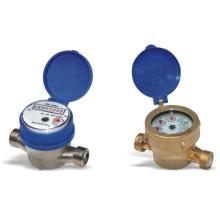 Medidor de agua de un solo chorro (LXSG-13D / LXSG-20D)
