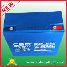 Cbb 12V 20ah Elektroroller Ebike Batterie 6-Dzm-20