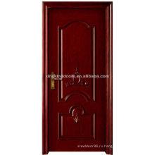 Высокое качество классической роскоши Serie древесины в помещении двери MO-311S