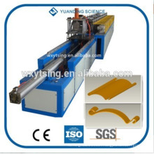 Passed CE and ISO YTSING-YD-000507 Full Automatic Rolling Shutter Slat/Shutter Door Roll Forming Machine