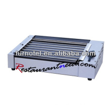 K126 Stainless Steel Electric Rolling Hot Dog Grill