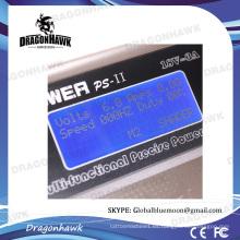 Fuente de alimentación profesional del tatuaje del LCD