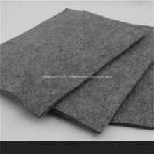 Feutre aiguilleté polyester polyester 4mm