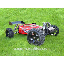 Rc 2WD modelo carro 1/5 escala sem escova do rc motor, corrida de carros de rádio de 2,4 G