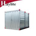 conteneur de stockage portable pliable Quick Build pour le stockage
