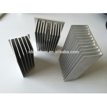 custom aluminium heatsink extrusions