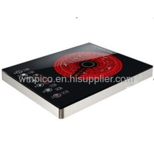 2000-w Infrared Cooker Ceramic Hob Cooktop