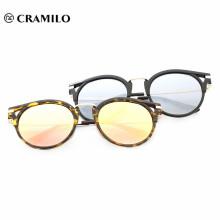 UV 400 CE Sonnenbrillen Logo Druck Sonnenbrille