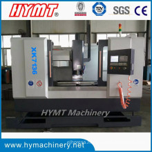 XK7136 CNC vertical metal cutting drilling milling machine