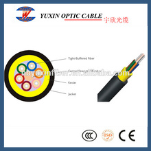 2/4/6 Fibers Single-mode No-armor Field Tactical Fiber Optic Cable From China Factory