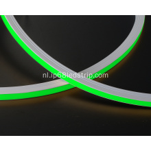 Evenstrip IP68 Dotless 1416 GROEN Top Bend Led Strip Light
