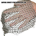 4*4 Cast Iron Scrubber Chain Mail