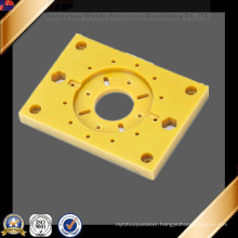 Wk C738 Custom Plastic Blocks CNC Precision Brass Aluminium Block Titanium CNC Machining Parts