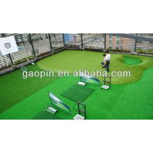 Искусственная трава для гольфа кладя зеленого строительства