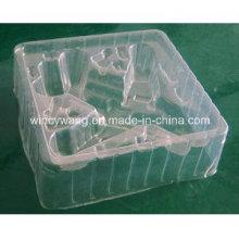 Juguete de envases transparentes de plástico