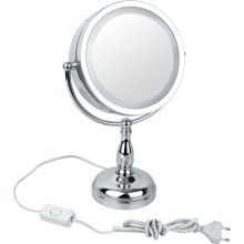 Double Sides Mirror,Other Side 3x Magnify Makeup Mirror