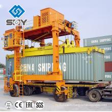 Китай сверхмощные Гозан РМГ РТГ контейнер Козловой Кран Цена