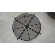 Galvanized welded fan cover