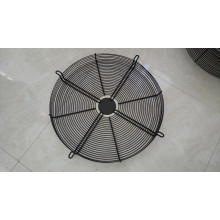 Galvanized welded fan cover