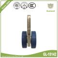 Roulette en plastique pour rouleau de cintre à filet de roulement à rideau