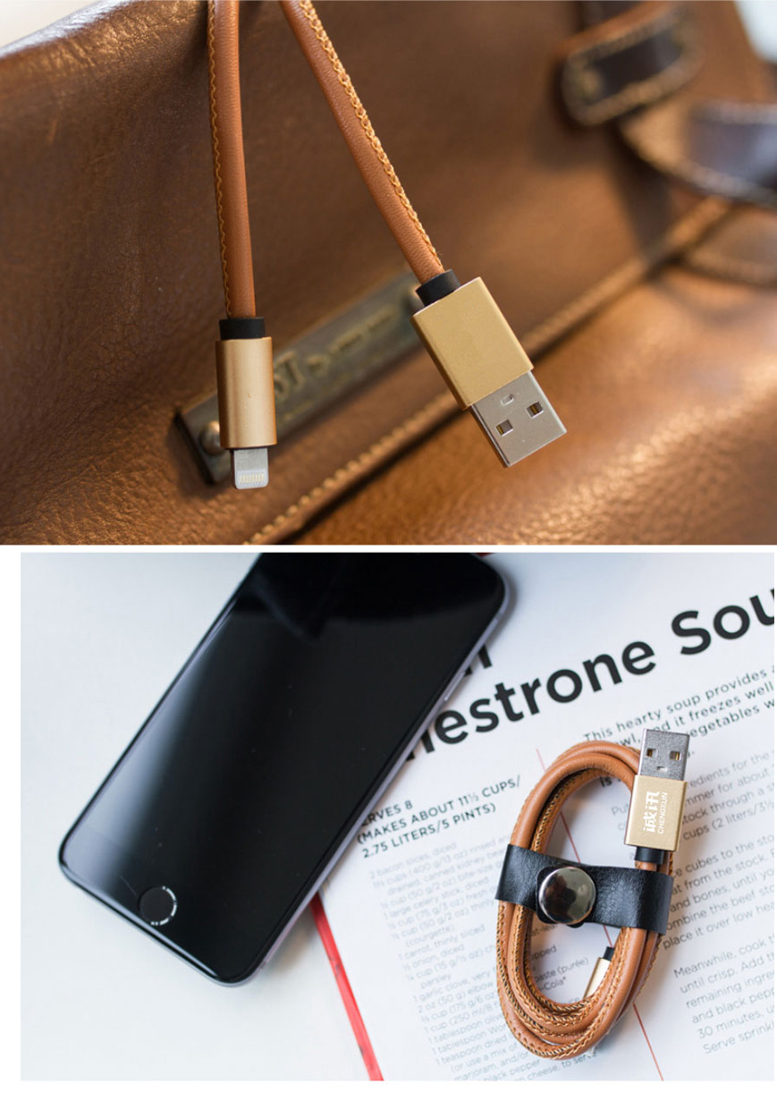 Date and Charging Cable for Iphone