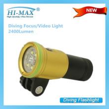 Hi-max 2400lm porte vidéo magnétique vidéo portative portative
