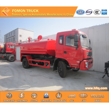 DONGFENG 4X2 11000L fire fighting foam truck