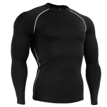 Wholesale Men Long Sleeve Compression Wear for Sport