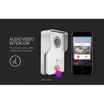 HD WIFI Sistemas de timbre de video inteligente