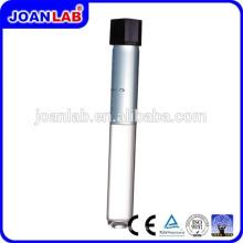JOAN Cristalería de laboratorio Tubo de ensayo de vidrio con tapa de tornillo al por mayor