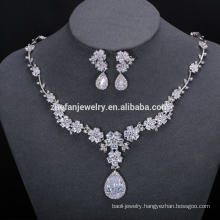 fashion jewelry set big jewelry necklace set for party Top jewelry band