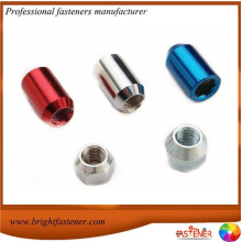 Leading for Security Wheel Nuts Carbon Steel High Strength Wheel Nut supply to Malawi Importers